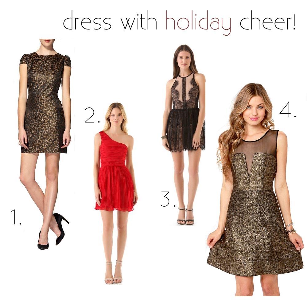 Christmas Holiday Dresses