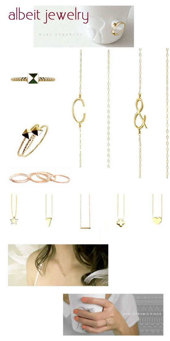 albeit jewelry